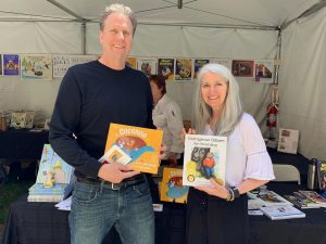 Los Angeles Times Festival - Sky Danley and Regina McCarthy