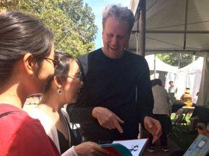 Los Angeles Times Festival - Sky Danley