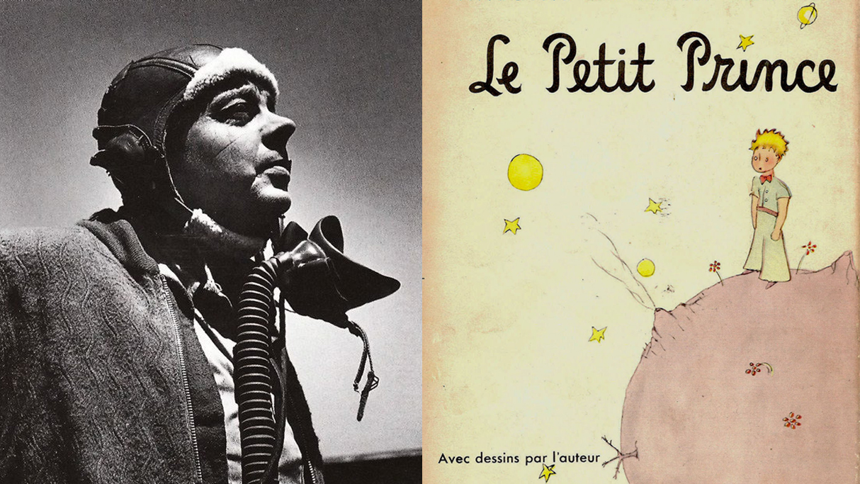 Antoine de Saint-Exupéry — from Commercial Pilot to Children's Book Author