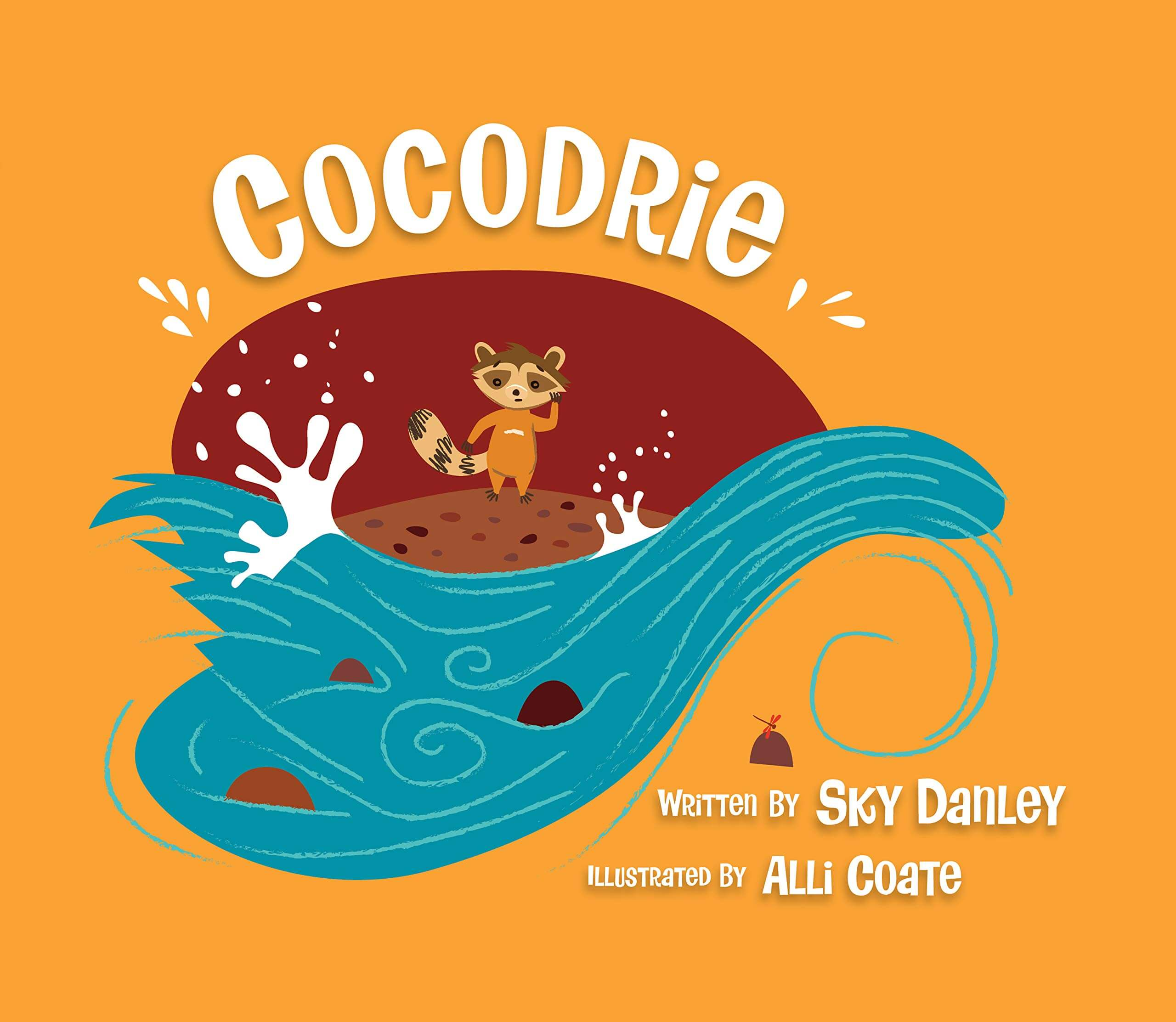 Cocodrie book cover