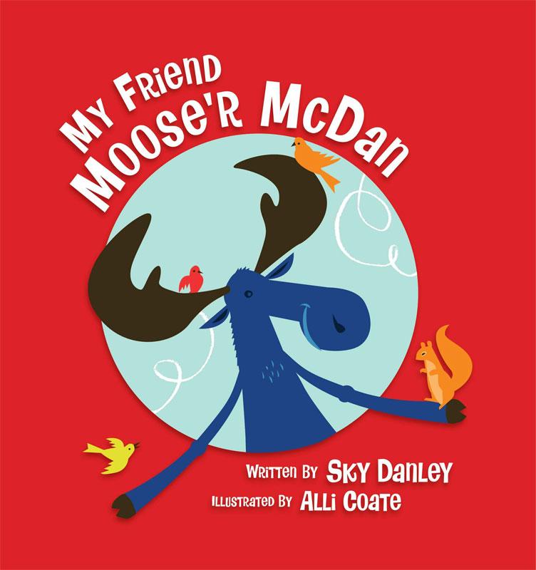 Mooser McDan book cover